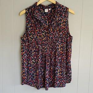 Gap maternity blouse